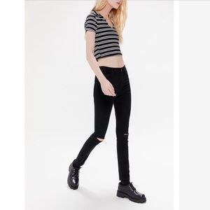 Urban Outfitters BDG twig ripped knee high rise